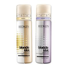 Color Guard: The Best Products For Protecting Your Hue - Redken Blonde Idol Custom-Tone Conditioner from #InStyle