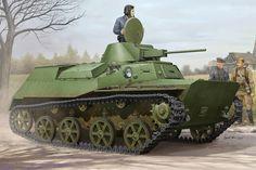 Soviet T-30C