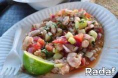 Recetas de Ceviche de camarón