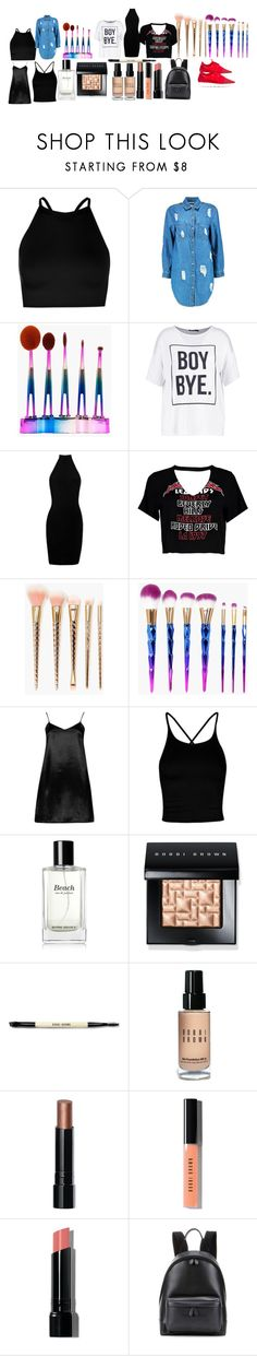 """Type b in the search bar this is what you'll find"" by smile-74 ❤ liked on Polyvore featuring interior, interiors, interior design, home, home decor, interior decorating, Boohoo, Bobbi Brown Cosmetics and Balenciaga"