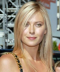 View yourself with Maria Sharapova hairstyles and hair colors. View styling steps and see which Maria Sharapova hairstyles suit you best. Yvonne De Carlo, Laetitia Casta, Gwyneth Paltrow, Scarlett Johansson, Hair Styles 2014, Long Hair Styles, Easy Hairstyles, Straight Hairstyles, Maria Sharapova Hot