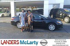 Congratulations Kayla on your #Nissan #Altima from DJ Kilgo at Landers McLarty Nissan !  https://deliverymaxx.com/DealerReviews.aspx?DealerCode=RKUY  #LandersMcLartyNissan