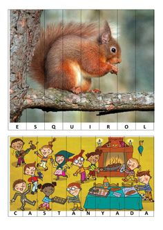 Publishing platform for digital magazines, interactive publications and online catalogs. Title: CONFEGIR PARAULES DE TARDOR, Author: Length: 10 pages, Published: Digital Magazine, Reading, Puzzles, Animals, School, Autumn Trees, Seasons Of The Year, Classroom, Storytelling