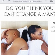 Ladies do you think you can honestly change a man???? I want to hear your opinions COMMENT BELOW #bblogs #vvloggers #advice #relationships #stylebloggers #life #tlmjmag #lifestyle #style #travelbloggers #summer #travel #girlboss #beautyblog #naturalhaircommunity #inspirational #beautybloggers #beautyaddict  #newblogpost  #lifeblog #browngirlbloggers #luvmynaps by misz_chrissyy