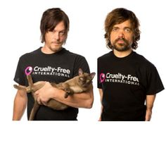 'Game of Thrones' & 'Walking Dead' Tough Guys Call For New Year's Resolutions To Help Animals  ... from PetsLady.com ... The FUN site for Animal Lovers