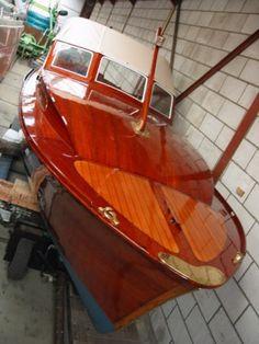 Söker info. om denna Vätö Kabin - Swedish Classic Boats