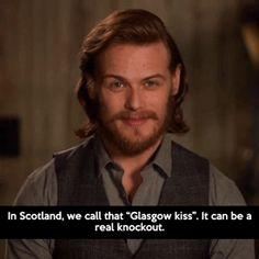 Glasgow kiss?