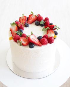 fruit cake topping / sugarnoms_