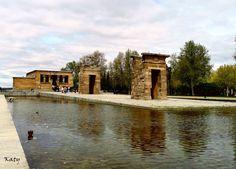 Madrid: Templo de Debod