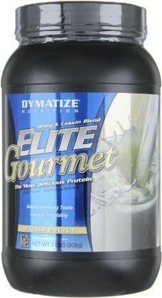 Dymatize Nutrition Gourmet Elite, Vanilla Creme, 2-Pounds