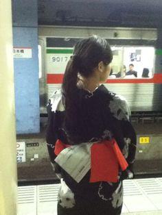 subway Nihonbashi station