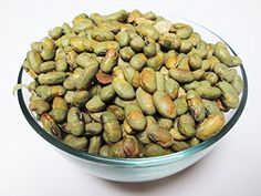 Roasted Edamame (Green Soybeans)-Lightly Salted, 22 Pound Bulk BOx >>> Check this awesome product by going to the link at the image. Gourmet Recipes, Dog Food Recipes, 3 Pounds, How To Make Bread, Baking Ingredients, Salt, Beans, Baking Ideas