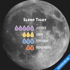 Sleep Tight - Essential Oil Diffuser Blend