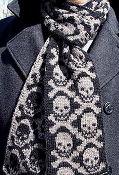 Ravelry: Neck Bones pattern by Camille Chang