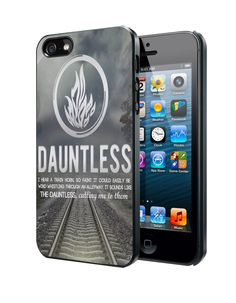 Divergent Dauntless2 Samsung Galaxy S3 S4 S5 Note 3 Case, Iphone 4 4S 5 5S 5C Case, Ipod Touch 4 5 Case