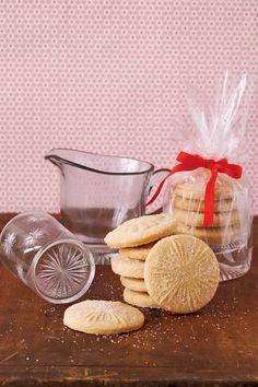 Patterned Sugar Cookies