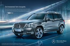 Mercedes Blue Efficiency by adNAU , via Behance Best New Cars, Jpg, Cool Cars, Mercedes Benz, City, Pictures, Blue, Ui Ux, Campaign
