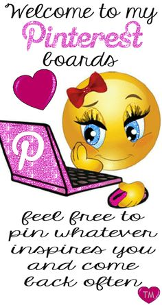 Welcome to my Pinterest boards... feel free to pin whatever inspires you and come back often ♥ Tam ♥