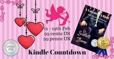 Miss Scarlett Flame: 💘💗💘 Kindle Countdown for #Valentine's Week   💘...