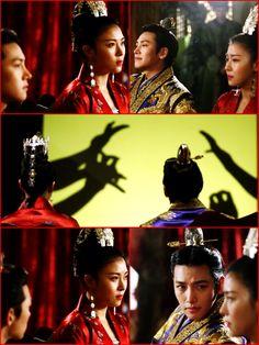 That Emperor's stare that will truly melt every girls' hearts. Best Kdrama, Empress Ki, Ha Ji Won, Jang Hyuk, Korean Star, Ji Chang Wook, Sleep Deprivation, Korean Dramas, Every Girl