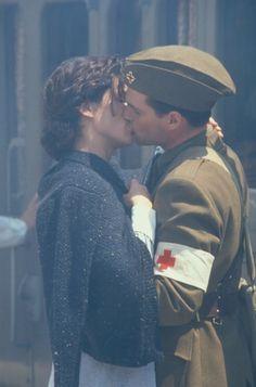 """Sandra Bullock & Chris O'Donnell en """"En el amor y en la guerra"""""""