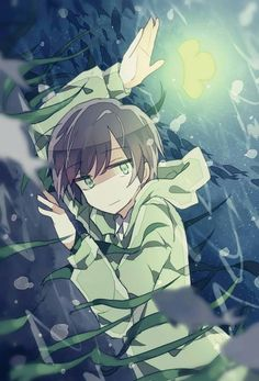 Choromatsu I think. Osomatsu San Doujinshi, 8bit Art, Ichimatsu, Avatar Couple, Manga, Anime Couples, Cartoon Network, Kawaii Anime, Anime Guys