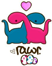 rawr means i love you in dinosaur -