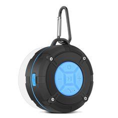 New Bluetooth Loudspeakers Outdoor Sport Wireless Speakers Mini Waterproof Music Speaker Aux for Cycling Shower Wireless Speaker System, Waterproof Bluetooth Speaker, Bluetooth Speakers, Portable Speakers, Loudspeaker Enclosure, Best Stocking Stuffers, Outdoor Speakers, Models, Speakers Online