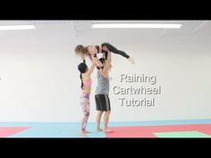 Acroyoga Raining Cartwheel Sequence Tutorial Watch weekly for new acro yoga poses and sequences. Acro Yoga Poses, Acro Dance, Cartwheel, Youtube, Youtubers, Youtube Movies