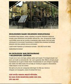 Kitch - Yrjönkatu 30, 00100 Helsinki - Decent fare, student cafe like - ★★★☆☆