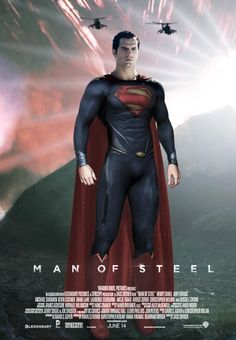 Superman: The Man of Steel Movie Poster