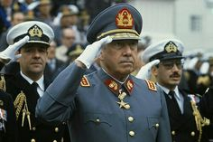Mi General Don Augusto Pinochet Ugarte Great Leaders, World History, Armed Forces, Vietnam, Captain Hat, Politics, Firearms, Weapons, Special Forces