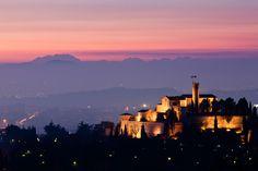 Castle - Brescia,my hometown.