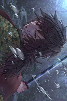 Manga Anime, Anime Art, Demon Slayer, Slayer Anime, Anime Angel, Anime Demon, Illustrations, Illustration Art, Demon Hunter