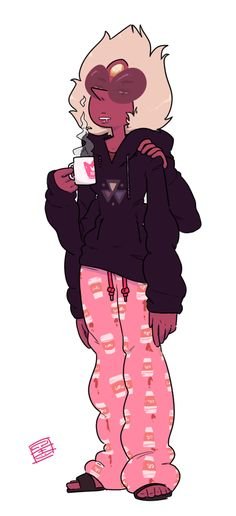 ♡ - Just hold up Steven, mommy's gotta wake up first Cartoon Network, Steven Universe Sardonyx, Fanart, Lapidot, Universe Art, Save The Day, It Goes On, Kawaii, Anime