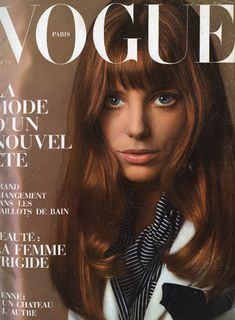 Jane Birkin. Vogue, 1969.