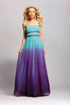 Stunning purple and turquoise wedding ideas (13)
