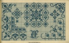 Free Easy Cross, Pattern Maker, PCStitch Charts + free historical old sample book … - embroidery Cross Stitch Fruit, Simple Cross Stitch, Cross Stitch Borders, Cross Stitch Flowers, Cross Stitch Charts, Cross Stitching, Cross Stitch Embroidery, Hand Embroidery Patterns Flowers, Simple Embroidery