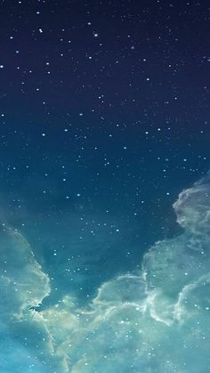 Ideas wallpaper iphone stars sky awesome for 2019 Wallpaper Iphone5, Sf Wallpaper, Cellphone Wallpaper, Painting Wallpaper, White Wallpaper, Galaxy Wallpaper, Starry Night Sky, Night Skies, Night Clouds