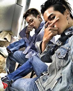 Bobby and Mino