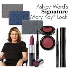 Introducing Mary Kay Global Makeup Artist Ashley Ward. Ashley's versatility and creativity as a makeup artist have made her an asset to beauty companies and international fashion designers around the world. Click through to learn more about Ashley and her signature Mary Kay look!