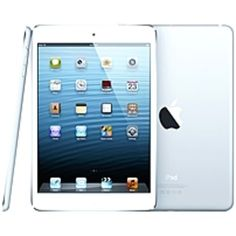 Apple iPad mini MF076LL/A 16 GB Tablet - 7.9 - In-plane Switching (IPS) Technology, Retina Display - Wireless LAN - Sprint Nextel - 4G - Apple A7 Dual-core (2 Core) 1.40 GHz - Silver - iOS 7 - GSM, CDMA2000 Cellular Network Supported - UMTS, HSPA, HS