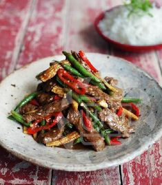 The recipe - Ching-He Huang Chinese Cooking