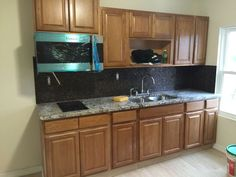 Beautiful kitchen done by Oriah decor 212-461-1407