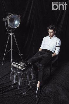 Kim Joon for Bnt International magazine November Issue Kim Joon, Seo Kang Joon, Choi Jin Hyuk, Jung Hyun, Korean Men, Korean Actors, Asian Men, Popular Korean Drama, Cha Seung Won