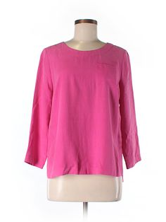 Check it out—J. Crew Long Sleeve Silk Top for $25.99 at thredUP!