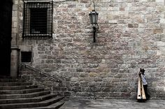 Barrio Gotico, Barcelona by Dria72, via Flickr  Barri Gotic (Gothic quarter) Barcelona, Spain.