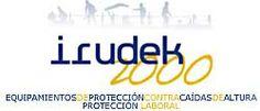 Protección contra caídas y protección Laboral Grupo Irudek. Productos que encontrarás en DiSalud Grupo !Pregúntanos! www.disalud.com
