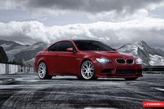 BMW M3 E92 VOSSEN