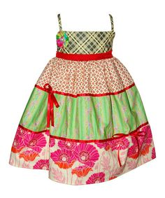 Ginger Cecily Babydoll Dress - Infant, Toddler & Girls
